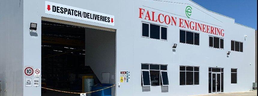 Falcon Engineering Factory in Bibra Lake